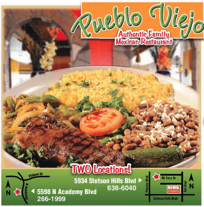 Mexican Restaurant Coupons In Colorado Springs Get Coupons