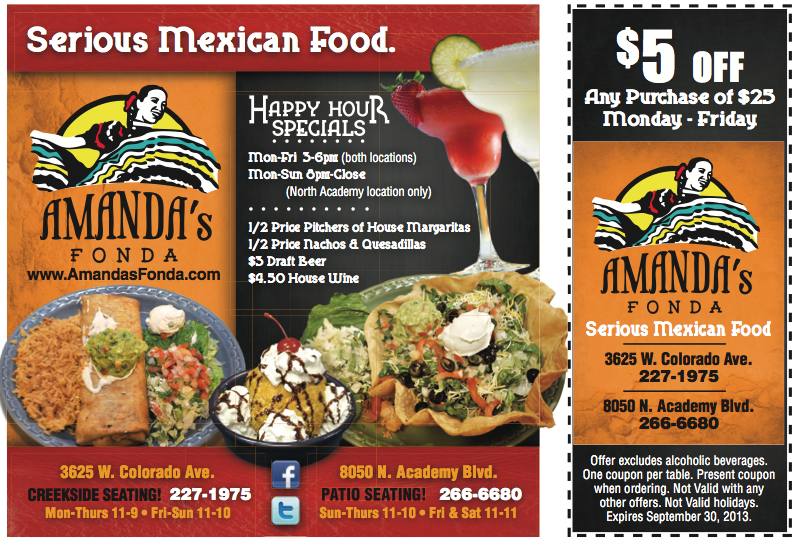Mexican Food Colorado Springs Co